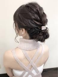 髪型編恥をかかない結婚式のお呼ばれマナーhair