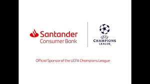 Uefa Champions League Santander Consumer Bank