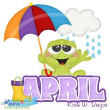 Image result for april clipart