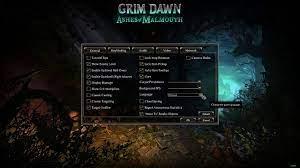 Grim Dawn Deutsche Sprache einstellen ...