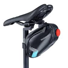 Saddle Light Buy Zigly Waterproof Bicycle Saddle Bag With Tail Lamp Light