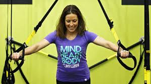 have you ever wondered what to do with those yellow and black straps hanging in your gym with a little guidance the trx suspension trainer can provide an
