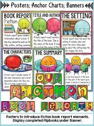 Book Reports Fiction