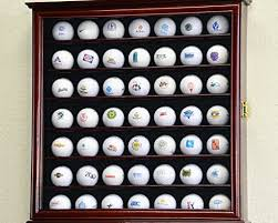 Golf Ball Display Stand Awesome Case Golf Balls