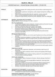 Restaurant Manager Resume Skills Restaurant Manager Resume Example Realtor Examples New Socialum Co