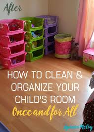 How to Clean and Organize Your Kid's Room (and Keep it That Way)