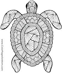Zoo Animal Coloring Page Animals Pages Printable Land Printables