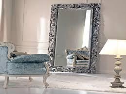 silver floor mirror. Charming Silver Floor Mirror G
