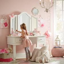 Kids Bedroom Vanity Makeup Vanity For Toddlers Globorank