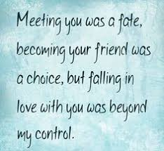 Loving You Quote