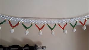 Images Of Designer Torans Most Easy And Attractive Pearl Toran Design For 2019 Wall
