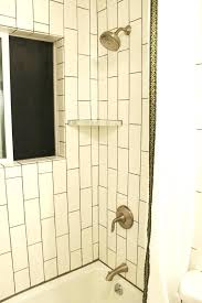 replacing bathtub shower faucets top replace with walk in on wonderful