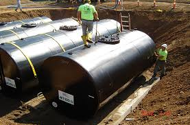 Underground Tanks Act 100 U Double Wall Tanks