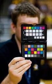 Compact Macbeth Color Chart Color Checker Color