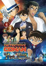 Detective Conan: The Fist of Blue Sapphire (2019) - IMDb