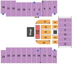 Fargodome Seating Chart Pink Fargodome Tickets Seating Charts And Schedule In Fargo Nd