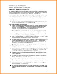 Buyer Job Description Resume Best Of Sample Resume For Sales