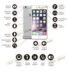 Ios Teknik - İzmir iPhone 6S Servis