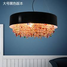 get ations premier diities chandelier nordic american restaurant bar table lamp creative retro round diamond crystal living room