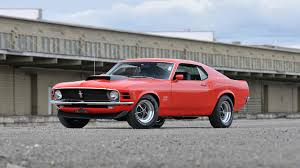 1970 Ford Mustang Boss 429 Fastback | S118 | Seattle 2014
