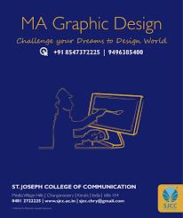 Scope Of Graphic Designing In India M A Graphic Design Sjcc Sjcc Speaks