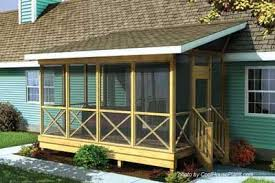 screened in porch plans. Front Porch Website. Lots Of Pictures And Tools For Building A Porch. Cool House Plans Screened In Pinterest