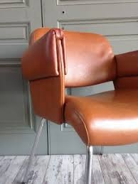 gautier furniture prices. Mid-Century Leatherette Dining Chairs By Pierre Gautier Delaye For Airborne, Set Of 6 Furniture Prices S