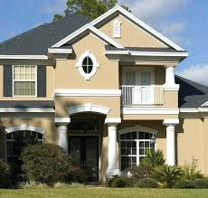 Color Schemes For House Exterior Paint Ideas New