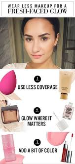 how to wear less makeup and still look stellar party eye makeup looks for gles