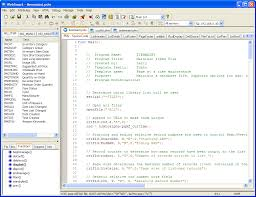 The IDE Code View