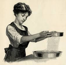 woman cooking clipart black and white. Brilliant White Woman Cooking Clip Art Edwardian Girl Cooking Vintage Kitchen Clipart  Black And White To Woman Cooking Clipart Black And White N