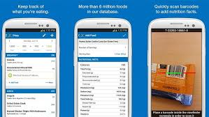 myftinesspal best android fitness apps