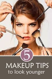 make up tips to look younger