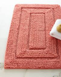 cotton gold bath rug