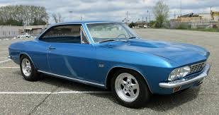 1966 Chevrolet Corvair | Connors Motorcar Company
