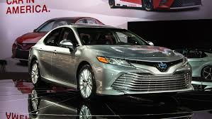 The 2018 Toyota Camry - More dynamic, More comfortable – WHEELS.ca