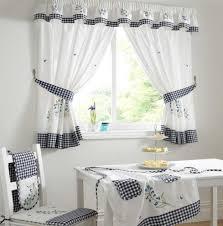 Decorating Kitchen Windows White Kitchen Cabinet Grey Kitchen Valance Kitchen Window Curtain
