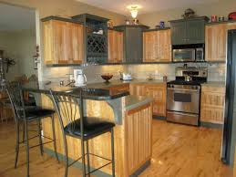 Kitchen Small Island Kitchen Small Sized Kitchen Island On Wooden Flooring At