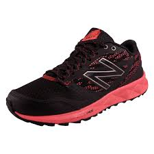 new balance pink running shoes. new balance 590 all terrain trail womens running shoes outdoor trainers black pink