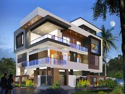 Virtual Exterior Home Design 3d Architecture Design Visualization Animation Floor Plan