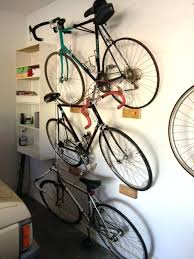 wall bike mount diy wall mount bike rack stacking leaning garage bike rack great for a