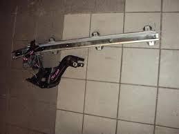 jdm 1999 2004 honda odyssey sliding door rails wheels