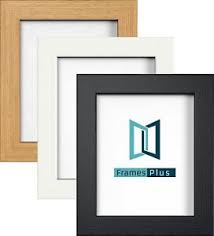 modern white picture frames. Image Is Loading Photo-Picture-Frames-Black-White-Oak-Colour-Modern- Modern White Picture Frames U