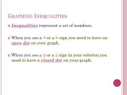 27th translate each sentence into an equation and solve 2 solving and graphing inequalities solving and graphing inequalities 3 graphing inequalities