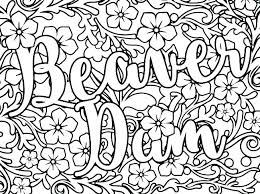 Printable Coloring Pages For Adults Pdf Free Mandala Colouring