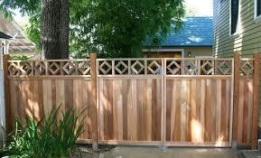 fence gate designs. Exterior:Captivating Front Yard Garden Decoration Using Light Oak Wooden Fence Gate Ideas Captivating Designs