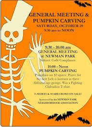 pumpkin carving contest flyer free halloween flyer templates word kays makehauk co