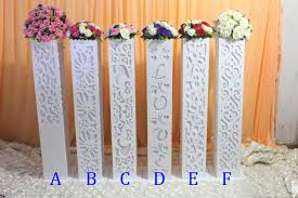 flower stands for weddings. affordable pillar decorations columns with decorating for wedding flower stands weddings n