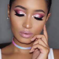 look special wih pink makeup the best color to show natural aspect best s