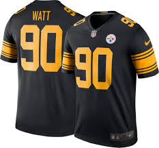Steelers Jersey Tj Watt Steelers Tj Watt